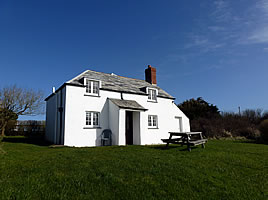 Self Catering Holiday Cottages, Crackington North Cornwall